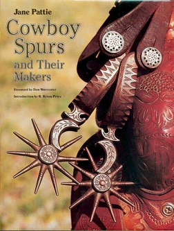 cowboy spurs and their makers book