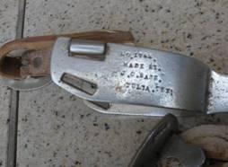 jo bass cowboy spurs markings
